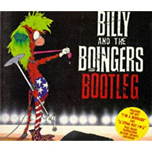Amazon.com: Billy and the Boingers Bootleg (Bloom County Book ...