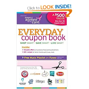 Everyday Coupon Book: Exclusive Offers on Hundreds of Food and Household Items