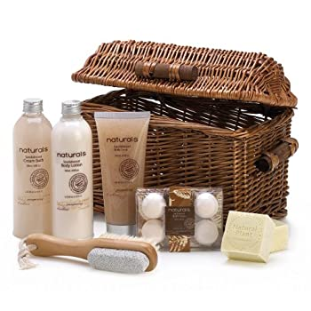 Set A Shopping Price Drop Alert For Sandalwood Naturals Spa Basket Lotion Scrub Crystals