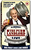 Al Murray - The Pub Landlord: Live - My Gaff, My Rules [VHS]