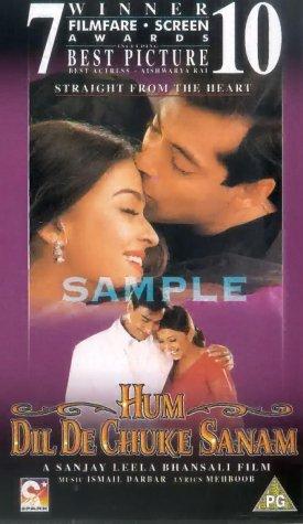 Hum Dil De Chuke Sanam [VHS] [Import]