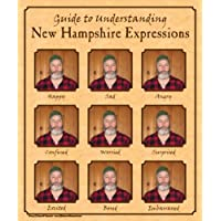 Guide to Understanding New Hampshire Expressions Poster