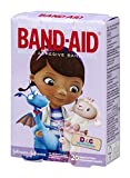 Band-Aid Adhesive Bandages Doc McStuffins 20 Count