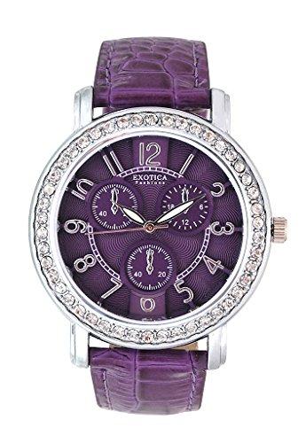 Exotica Fashions New EF 70 Crono Purple