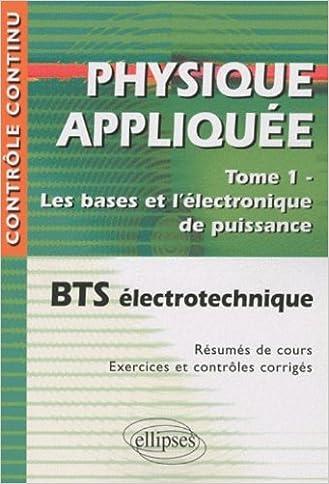 cours d'electronique pratique pdf