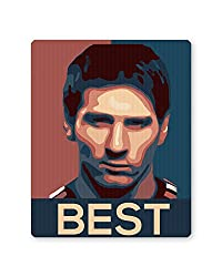 PosterGuy Lionel Messi Barcelona Best Football and Sports Legends Mousepad