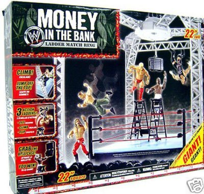 Wwe Money In The Bank Ladder Match Ring Aira R 229 Backnol