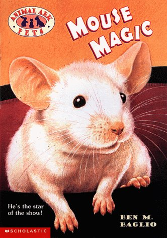 Image for Mouse Magic (Animal Ark Pets #5)