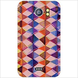 Design Worlds Back Cover Case For Micromax Canvas 2 A110