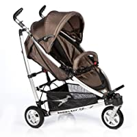 TFK Trends for Kids Buggster S Air Stroller, Mud by TFK Trends for Kids