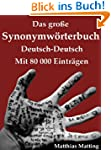 Das gro�e Synonymw�rterbuch Deutsch-D...