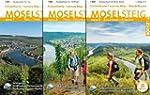 Moselsteig  (WR) - 3-teiliges Kartens...
