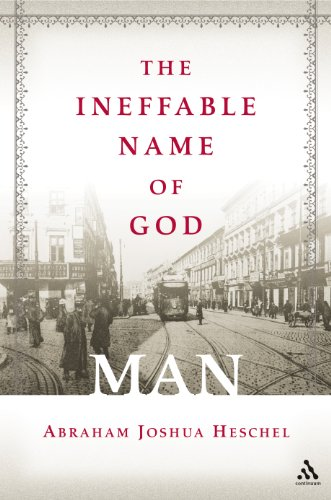 Ineffable Name of God: Man: Poems in Yiddish and English