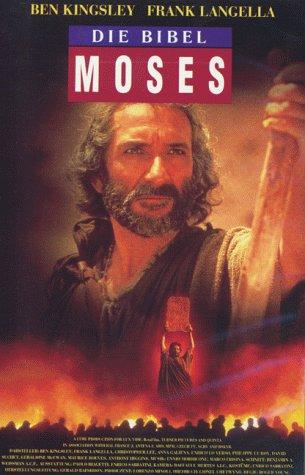 Die Bibel: Moses [VHS]