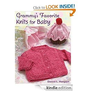 baby knit patterns