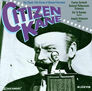 Citizen Kane Classic Film Scores Of Bernard Herrmann by Gold Seal
