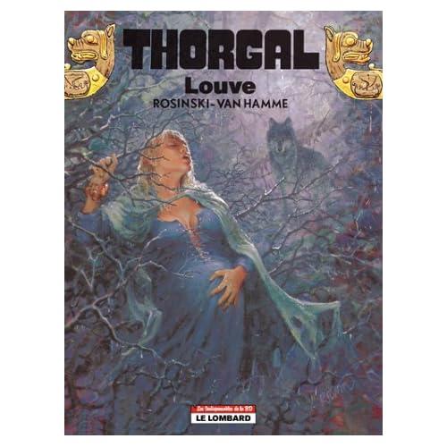 Thorgal, tome 16 : Louve - Rosinki et Van Hamme 51CYYJXQ3DL._SS500_