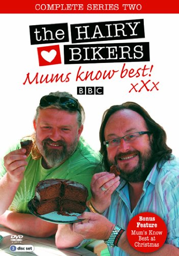 Hairy Bikers: Mums Know Best - Series Two [DVD]