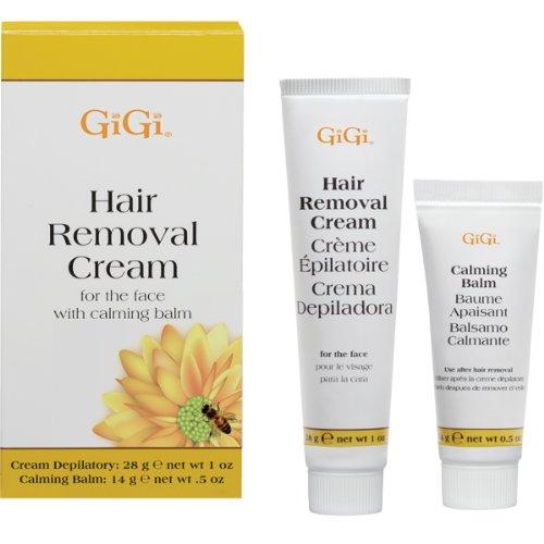 GIGI Hair Removal Cream – For the Face