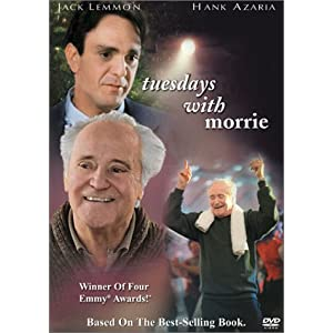 Amazon.com: Tuesdays With Morrie: Jack Lemmon, Hank Azaria, Wendy ...