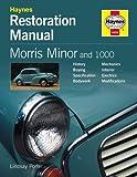 Haynes Morris Minor and 1000 Restoration Manual Including a De-Mister Pad and 1 Car Air Freshner