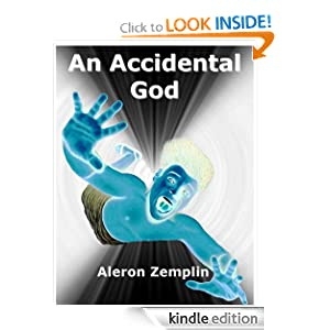 Logo for An Accidental God: The Evolution of Religion, or How a Boy from the Dawn of Civilization Became the God of Jews, Christians, and Muslims