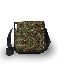 Atrangee Black Magic City Sling Bag
