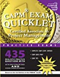 img - for CAPM Exam Quicklet: Certified Associate in Project Management Practice Exams (Dr. Sanghera's Quicklet Book Series) book / textbook / text book