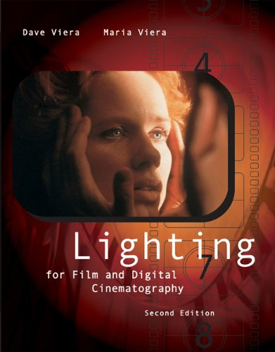 Lighting for Film and Digital Cinematography  0534264980 pdf