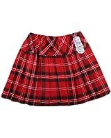 12 Styles Elastic Striped High Waist Long Pleated Plaid Skirt School Girl Dress