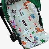 Universal Kinderwagen Sitzpolster Buggy Sitzauflage Baumwolle