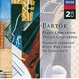 Bartók: Piano Concertos; Violin Concertos (2 CDs)