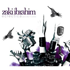Zaki Ibrahim - Eclectica (Episodes In Purple)