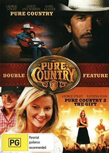 Pure Country / Pure Country 2 (The Gift) DVD (Region All, Aust Import) by Lesley Ann Warren, Isabel Glasser, Katrina Elam, Travis Fimmel George Strait (Pure Country 2 The Gift compare prices)