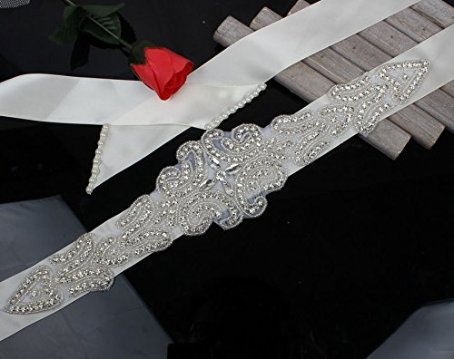 Best-Seller-Bridal-Sash-bead-Sash-rhinestone-Sash-wedding-Sash-crystal-Sash-pearl-Sash-beaded-Belt-crystal-Belt-wavy-Rhinestones-and-Pearl-Sash-Ra039m1104