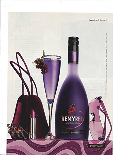 magazine-print-ad-for-remy-martin-remyred-fashion-statement-grape-berry-infusion