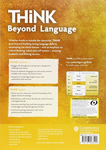 Think Level 3 Combo A with Online Workbook and Online Practice