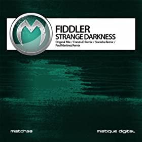 Paul Martinez & Fiddler - Touch In The Sky EP