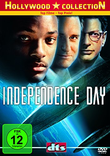 Independence Day (Extended Edition, Einzel-DVD)