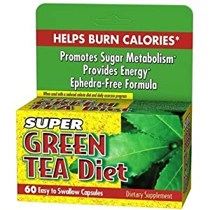 Info Regarding the Super Green Tea Diet - How Can You Lose Weight With Green Tea?