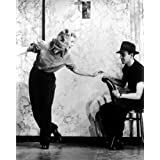 Hermes Pan and Ginger Rogers, Print
