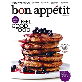 Bon Appetit [1-year subscription]