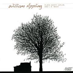 William Appling Plays Scott Joplin and J.S. Bach