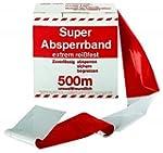 Rot / wei�es Flatterband Absperrband...