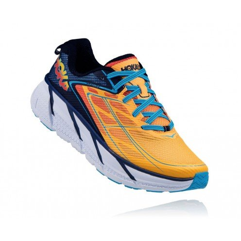 Hoka Clifton Oneone 3 Men (1012046mbgf), Medieval Blue / Gold Fusion