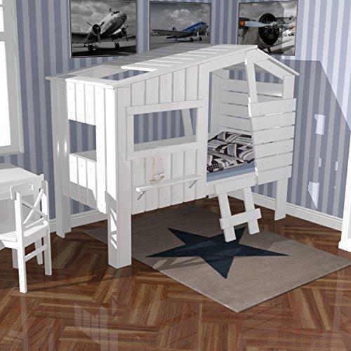 Dannenfelser Lounge Zone Höhlenbett Baumhausbett Kinderbett Bett