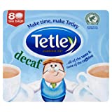 Tetley Tea Bags Decaffeinated 80 250g