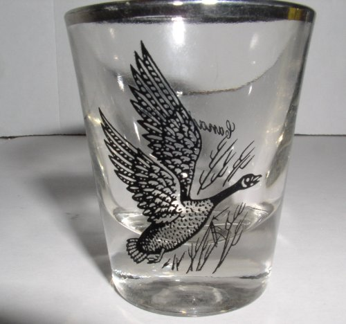CANADA GOOSE ONE OUNCE SHOT GLASS