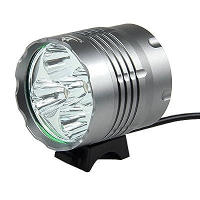 Nestling® 6000LM  5x CREE XM-L T6 LED MTB light