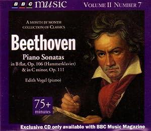 Beethoven, Edith Vogel (Piano) - Beethoven: Piano Sonatas in B Flat Op